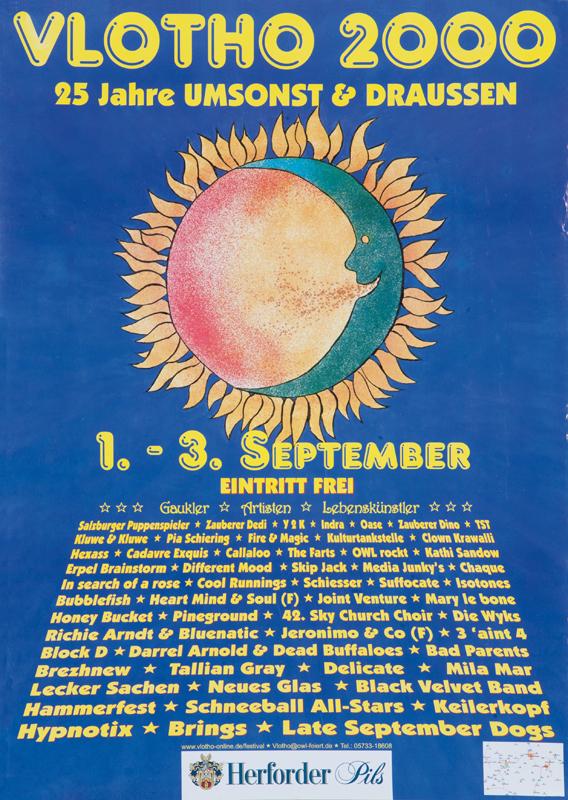 Plakat 2000