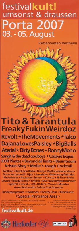 Plakat 2007